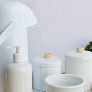 Como organizar o kit higiene do bebê